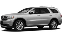 Colors, options and prices for the 2012 Dodge Durango