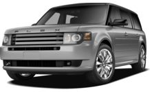 Colors, options and prices for the 2012 Ford Flex
