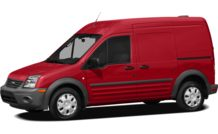 Colors, options and prices for the 2012 Ford Transit Connect