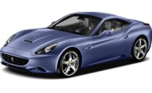 Colors, options and prices for the 2012 Ferrari California