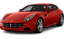 Colors, options and prices for the 2014 Ferrari FF