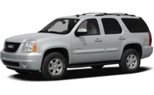 Colors, options and prices for the 2012 GMC Yukon