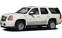 Colors, options and prices for the 2012 GMC Yukon Hybrid