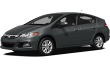 Colors, options and prices for the 2012 Honda Insight