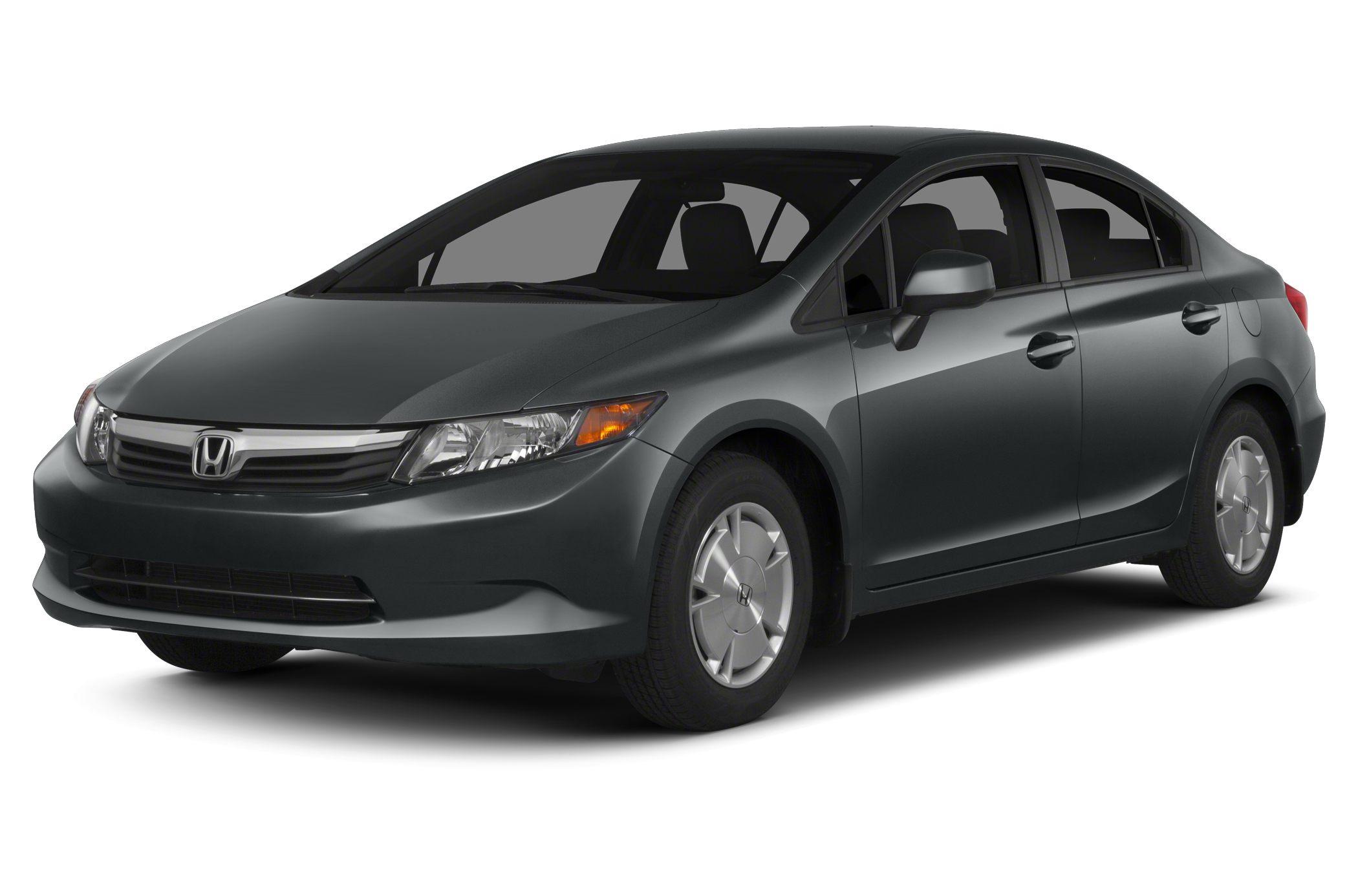 2012 Honda Civic Hybrid Base Sedan for sale in Houston for $16,991 with 23,264 miles.