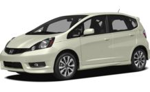 Colors, options and prices for the 2012 Honda Fit