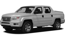 Colors, options and prices for the 2012 Honda Ridgeline