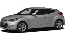 Colors, options and prices for the 2012 Hyundai Veloster