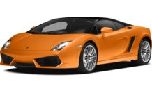 Colors, options and prices for the 2012 Lamborghini Gallardo