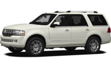 Colors, options and prices for the 2012 Lincoln Navigator