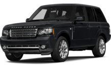 Colors, options and prices for the 2012 Land Rover Range Rover