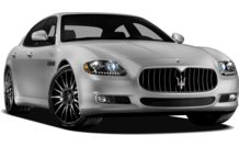 Colors, options and prices for the 2012 Maserati Quattroporte