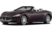 Colors, options and prices for the 2012 Maserati GranTurismo