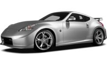 Colors, options and prices for the 2012 Nissan 370Z