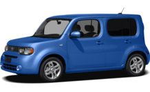 Colors, options and prices for the 2012 Nissan Cube