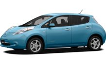 Colors, options and prices for the 2012 Nissan LEAF