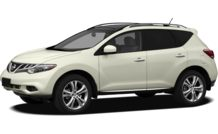 Colors, options and prices for the 2012 Nissan Murano