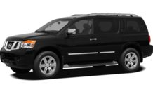 Colors, options and prices for the 2012 Nissan Armada