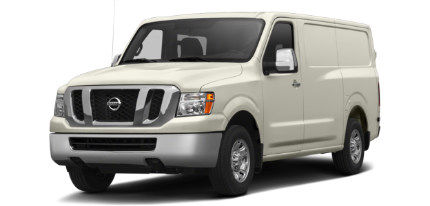 2014 Nissan NV Cargo NV2500 HD