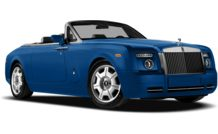 Colors, options and prices for the 2012 Rolls-Royce Phantom Drophead Coupe