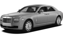 Colors, options and prices for the 2012 Rolls-Royce Ghost