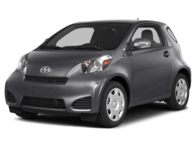 Brief summary of 2015 Scion iQ vehicle information