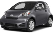 Colors, options and prices for the 2015 Scion iQ