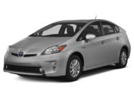 Brief summary of 2015 Toyota Prius Plug-in vehicle information