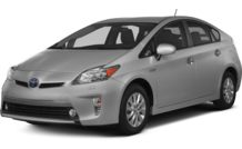 Colors, options and prices for the 2012 Toyota Prius Plug-in