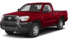 Colors, options and prices for the 2012 Toyota Tacoma