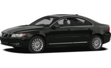 Colors, options and prices for the 2012 Volvo S80