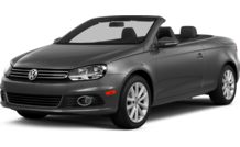 Colors, options and prices for the 2015 Volkswagen Eos