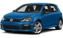 Colors, options and prices for the 2012 Volkswagen Golf R