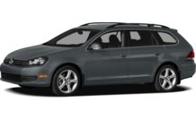 Colors, options and prices for the 2012 Volkswagen Jetta SportWagen