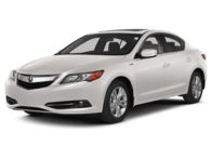 Brief summary of 2013 Acura ILX Hybrid vehicle information