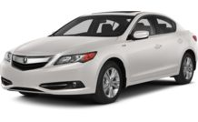 Colors, options and prices for the 2013 Acura ILX Hybrid