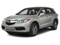 Brief summary of 2013 Acura RDX vehicle information