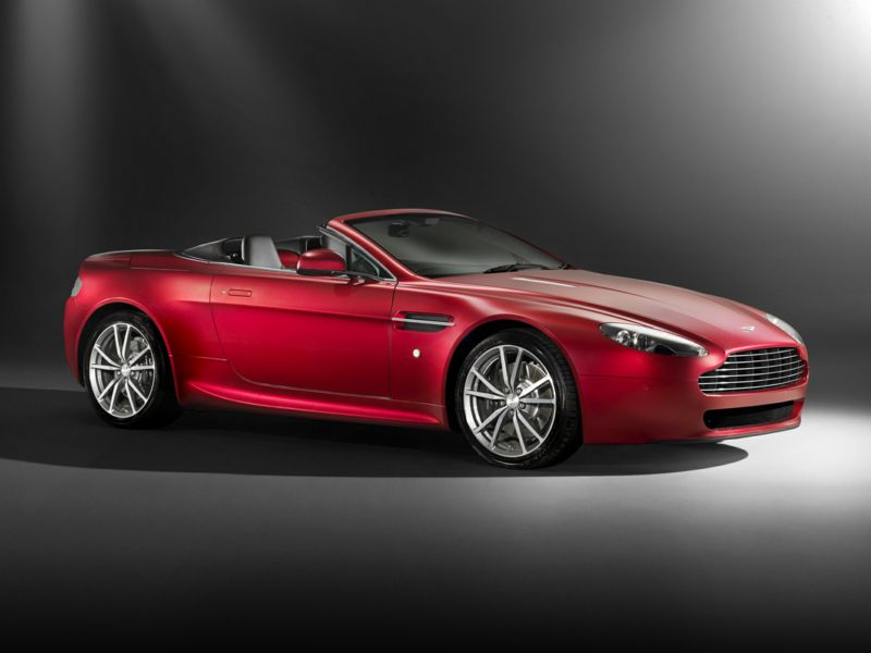 Aston Martin V8 Vantage Coupe Models Price Specs Reviews  Carscom
