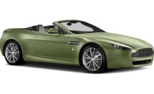 Colors, options and prices for the 2013 Aston Martin V8 Vantage