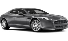 Colors, options and prices for the 2013 Aston Martin Rapide