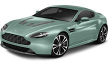 Colors, options and prices for the 2013 Aston Martin V12 Vantage