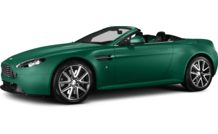 Colors, options and prices for the 2013 Aston Martin V8 Vantage S