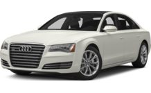 Colors, options and prices for the 2013 Audi A8