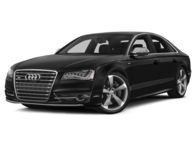 Brief summary of 2013 Audi S8 vehicle information