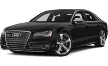 Colors, options and prices for the 2013 Audi S8