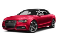 Brief summary of 2017 Audi S5 vehicle information