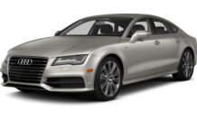 Colors, options and prices for the 2013 Audi A7