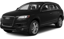 Colors, options and prices for the 2013 Audi Q7