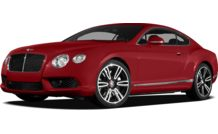 Colors, options and prices for the 2013 Bentley Continental GT