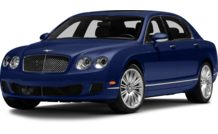 Colors, options and prices for the 2013 Bentley Continental Flying Spur